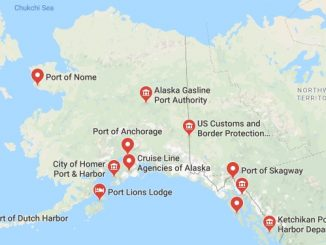 Alaska Ports Cruise Port Schedule