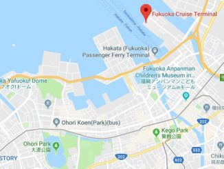 Fukuoka Japan Cruise Port Passenger Terminal Schedule