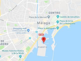 Malaga Spain Cruise Port Passenger Terminal Schedule