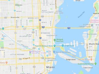 Miami Florida Cruise Port Passenger Terminal Schedule