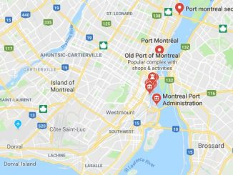 Port of Montreal Quebec Canada Cruise Port Schedule