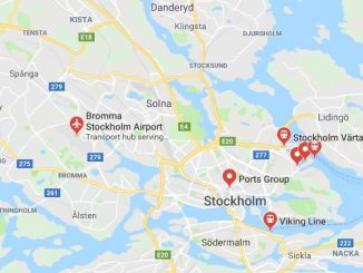 Port of Stockholm Sweden Cruise Port Schedule