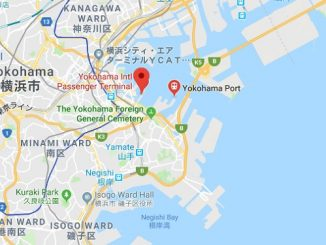 Yokohama Japan Cruise Port Schedule